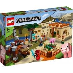 Il Raid Illager - Minecraft...