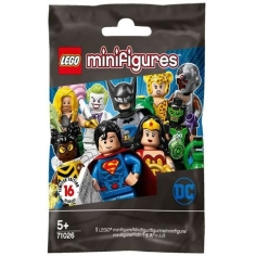 Minifigures, DC Super...