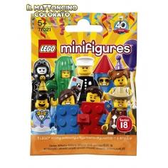 Minifigures  serie 18 -...
