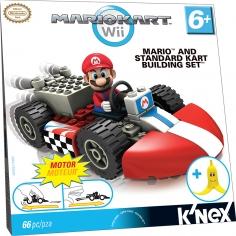 Mario and Standard Kart...