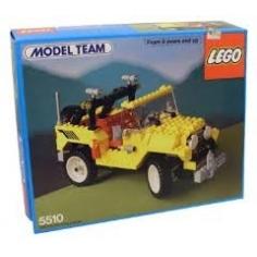 Off Road 4x4 - Model Team 1986