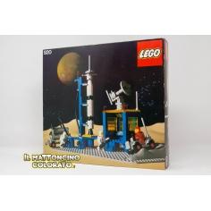 Alpha 1 Rocket Base - Space...