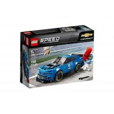 Auto da corsa Chevrolet...