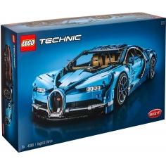 Bugatti Chiron - Technic 2018