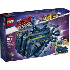 The Rexcelsior! - The Lego...