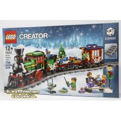 Treno di Natale - Creator 2016