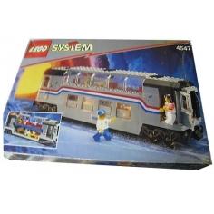 Railroad Club Car - System...
