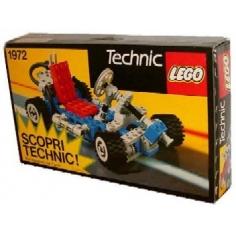 Go-Kart - Tecnic - 1985