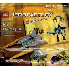Hero Factory Polybag - Lego
