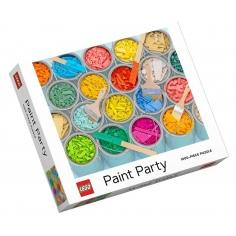 Paint Party Puzzle - Lego -...