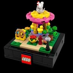 Carousel - Bricktober Toys...
