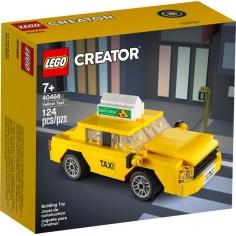 Taxi giallo - Creator 2021