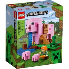 The Pig House - Minecraft 2021