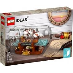 Nave in Bottiglia - Ideas 2020