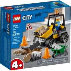 Ruspa da cantiere - City 2021