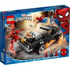 Spider-Man e Ghost Rider...