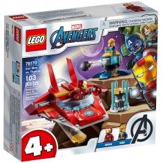 Iron Man vs. Thanos -...