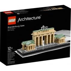 Brandenburg Gate -...