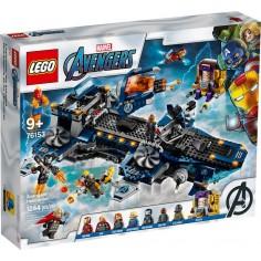 Helicarrier degli Avengers...