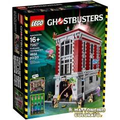 Caserma Ghostbusters -...