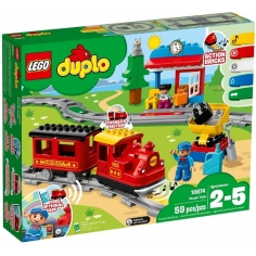 Treno a Vapore - Duplo 2018